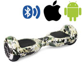 Гироскутер Hoverbot A-3 Premium CAMOUFLAGE 6.5''