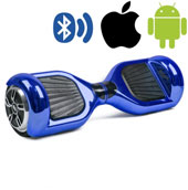 Гироскутер Hoverbot A-3 Premium Dark Blue Metallic 6.5''